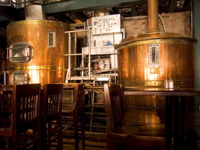 Copper-brew-house